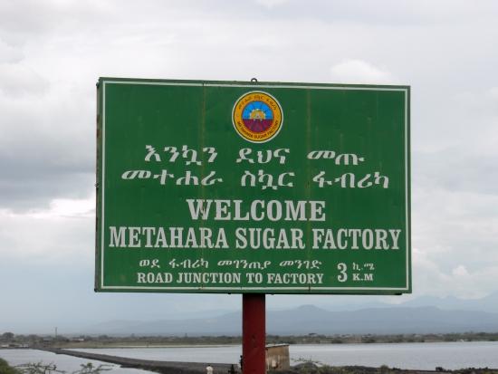Metahara.